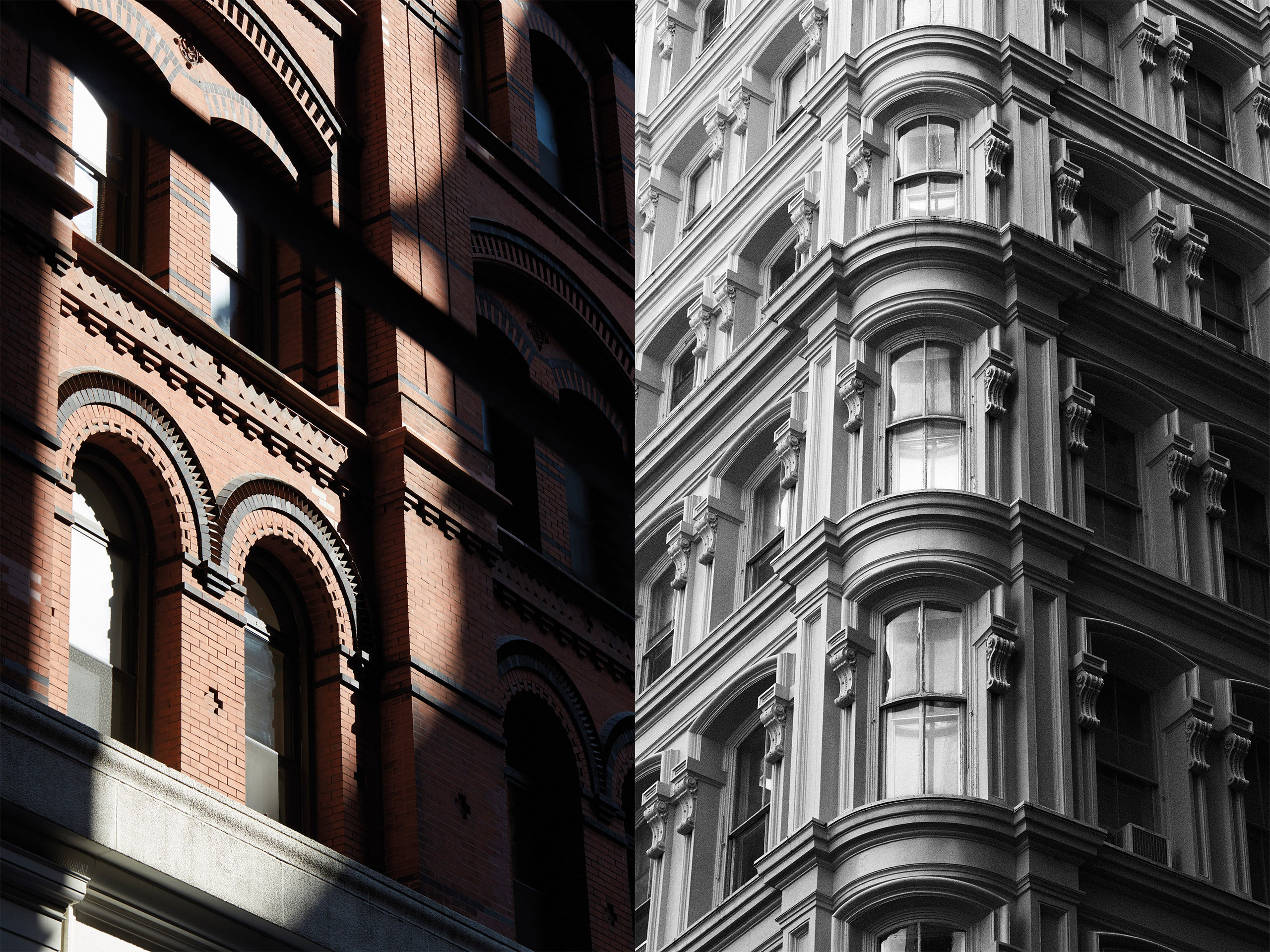 Downtown Manhattan Architecture