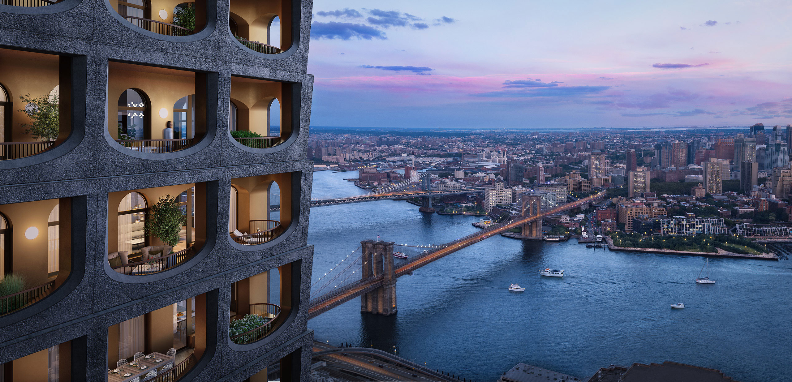 Plans Unveiled for 130 William, a New York Skyscraper